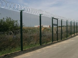 Anti-Vehicle fencing Systems